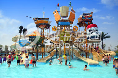 Floating Water Playground Equipment Large Theme Hotel Outdoor Water Park